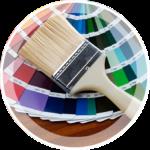 Колеровка подбор цвета выкрасы